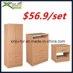Wooden Closet Storage & Organization Wardrobe