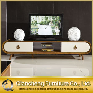 Modern Hot Sale High Quality TV Stand with Drawer (8628#) pictures & photos