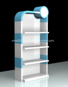 Supermarket Shelf Display Gondola Shelf Store Display Exhibition Stand (BDS-120) pictures & photos
