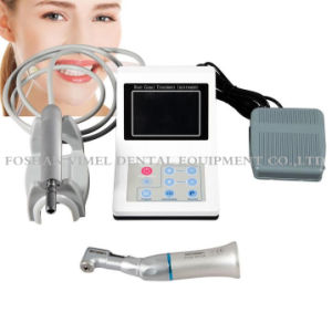 Dental Endo Motor Endodontics Root Canal Apex Locator NSK Contra Angle Handpiece pictures & photos