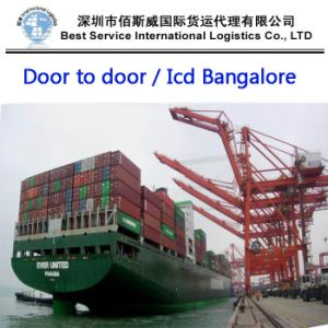 Ocean Freight Shipping Door to India Icd Bangalore Port pictures & photos