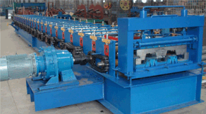 Popular Type Concrete Floor Tile Forming Machine (LDG-688) pictures & photos