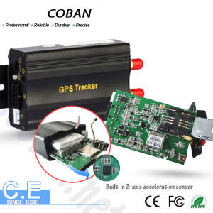 GPS Tracking System GPS103A/B Engine Cut off Fleet Vehicle GPS Tracker pictures & photos