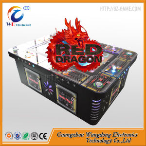 Red Dragon Fishing Game Machine with Stable Software (WD-F05) pictures & photos