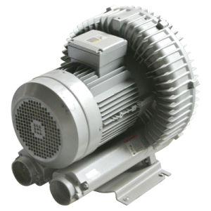 high airflow air ring blower for dust collection