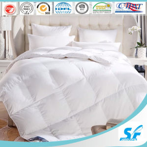 Classic Luxury 90% Wgd/Wdd Comforter/Down Duvet/ Down Quilt pictures & photos