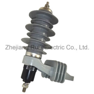 Polymer Gapless ZnO-Oxide Lightning Arrester (YH10W-12) pictures & photos