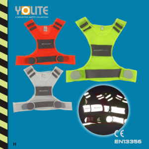 Reflective Running Vest for Sport pictures & photos