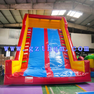 Inflatable Slide with Swim Pool/Inflatable Water Park pictures & photos