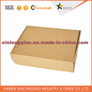 Custom Corrugated Cardboard Paper Shipping Box for Wine pictures & photos