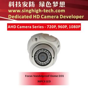 720p 1MP Vandalproof Dome Camera Varifocal Ahd Camera (NS-3031V)