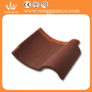 Brown Color S Shape Clay Roof Tile (W51-2) pictures & photos
