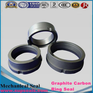 High Temperature Resistance Carbon Graphite Seal Rings pictures & photos