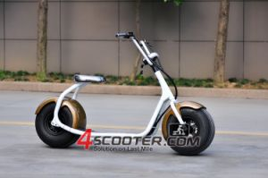Cheap Mini Chinease Motorcycle Harley 800W Electric Scooter pictures & photos