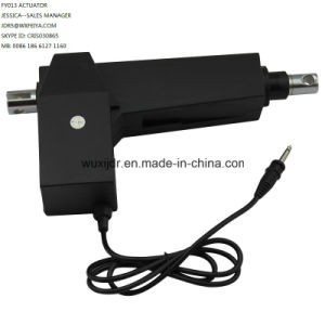 12V DC Motor with Linear Actuator pictures & photos