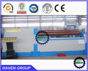 W11H-40X2500 High quality Bottom rollers Arc-Adjust plate bending rolling machine pictures & photos