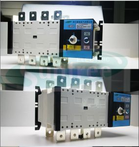 Sq5 Dual Power Manual 3 Phase Automatic Transfer Switch pictures & photos