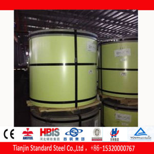 Ral 1012 Lemon Yellow Prepainted Galvanized Steel Coils PPGI pictures & photos