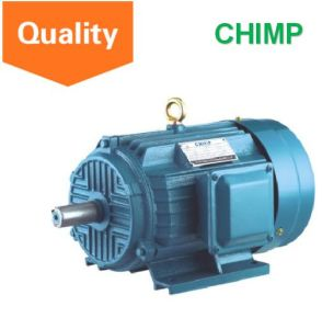 CE Approved Y2 Series 6 Poles 550W Cast Iron Three-Phase Asychronoous AC Electric Motor From Chimp Pumps pictures & photos