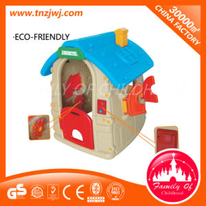 Kids Play House Outdoor and Indoor Plastic House for Sale pictures & photos