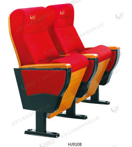 ISO Auditorium Armchairs Theater Chair Hall Armchair pictures & photos