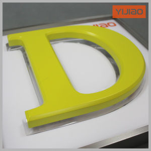 Outdoor Advertising Luminous Character Backlit Letters pictures & photos