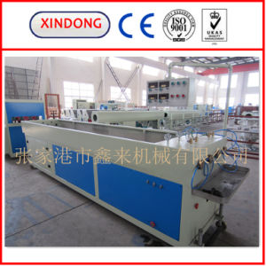 PVC U PVC C PVC M PVC Pipe Extrusion Line pictures & photos
