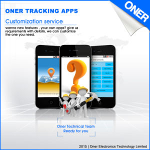 GSM Tracking System by SMS APP pictures & photos