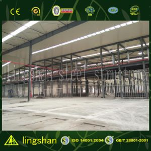 Well Designed Good Quality Steel Structure Tire Workshop pictures & photos