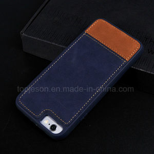 2016 Hot Selling Genuine Leather Case for iPhone 6 Plus pictures & photos