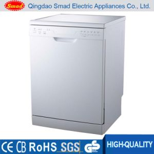 Home Use Freestanding Automatic Stainless Steel Dishwasher pictures & photos