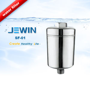 Portable Activated Carbon Shower Water Filter Best Selling pictures & photos