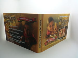 Promotional LCD Screen Video Brochure- Video Greeting Card for Advertising pictures & photos