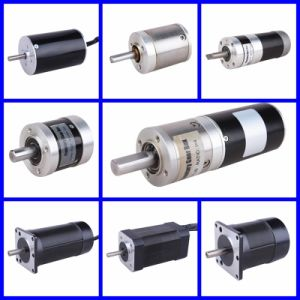 28mm BLDC Coreless Gear Motor for Jacking System of The Car pictures & photos