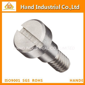 Stainless Steel Plain Finish Slotted Drive Shoulder Screw pictures & photos