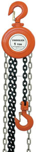 Round Chain Block Hoist Made in China pictures & photos