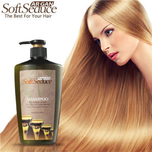 Soft Seduce High Quality Argan Oil Hair Shampoo pictures & photos