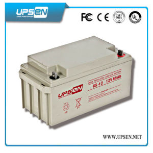 Solar Gel Battery 12V 230ah for Telecommunications Systems pictures & photos