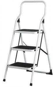 Ce/En 131 Approved 3 Steel Step Ladder pictures & photos