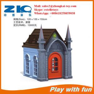 Factory Plastic Castle Plastic Hut for Kids pictures & photos