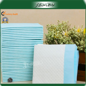 Customized Size Recycled Waterproof Absorbent Pet Pad Manufacturer pictures & photos