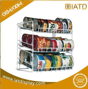 Pop up Metal Wire Counterl Snack Display Shelf pictures & photos