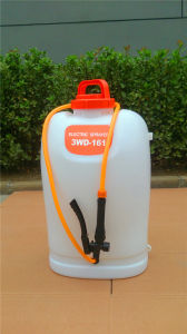 New 18L Knapsack Electric Battery Sprayer with CE (3WD-181) pictures & photos