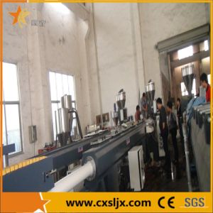 75-160mm PVC Pipe Plastic Extrusion Machine (GF75-160) pictures & photos