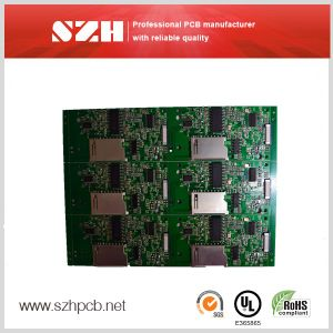 Gate Control 1.6mm 1oz Immersion Gold PCB PCBA pictures & photos