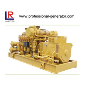 Natural Gas Generator Set 600kw 12 Cylinders AVR pictures & photos