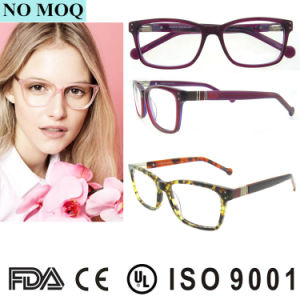 No MOQ Eyewear 2016 Popular Eyeglasses Colorful Optical Frames pictures & photos