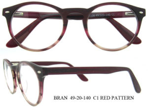 High Quality Acetate Glass New Style Spectacles Fashion Optical Frame pictures & photos