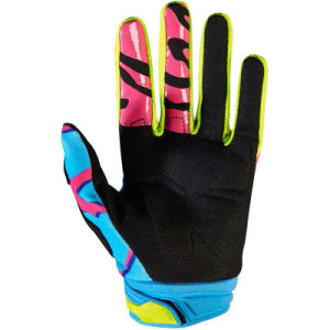 Pink Women′s Full Finger Cycling Motor Racing Glove (MAG62) pictures & photos