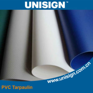 PVC Tarpaulin with 1000d 20X20 650GSM pictures & photos